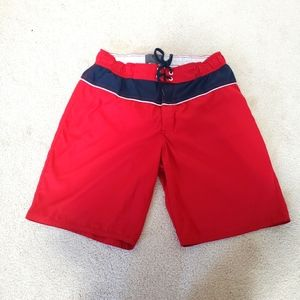 3/$10 Men's Old navy swim shorts L